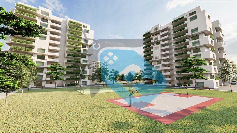 پروژه ستین چیتگر شرکت ارین سازه منطقه 22